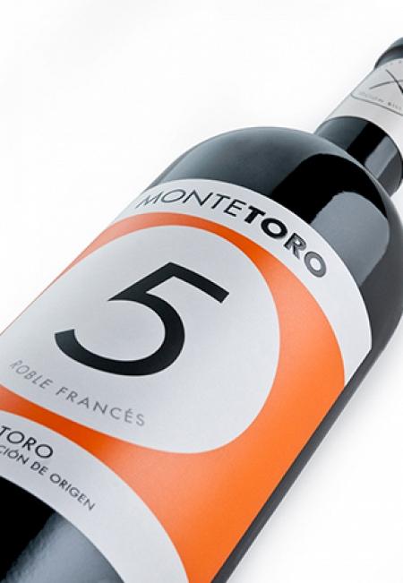 MONTETORO 5 ROBLE FRANCÉS